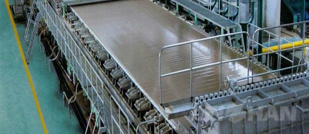 Testliner, Corrugating, Medium Paper Machine