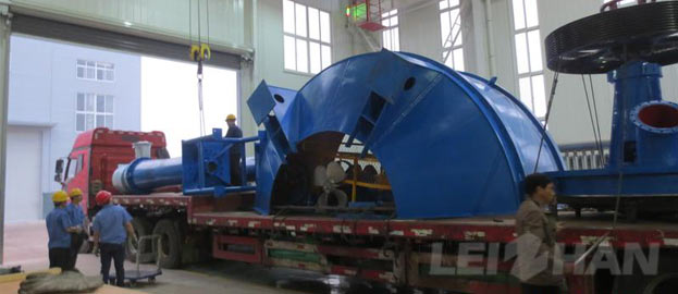 200t Corrugated Stock Preparation Line