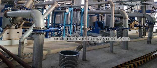 paper pulp production line set