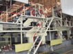 Test And Flute Paper Making Machine