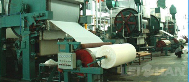 Toilet Paper, Disposables, Table Cloths Paper Making Machine