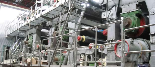 What Are The Advantages Of Paper Machine Press Part?