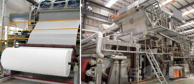Tissue Napkin Towel Making Machine