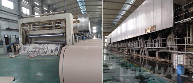 300T Fluting/Corrugated Paper Making Machine