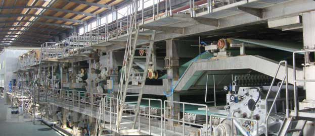 Kraft Testliner Paper Production Line Machine