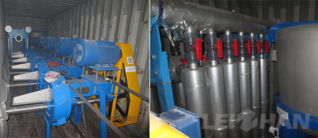 150t/d Packaging Paper Making Machine Delivery For Russian Customer