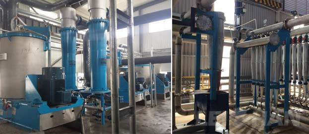 Craft Paper Multi Layers Machine With Complete Pulp Mill