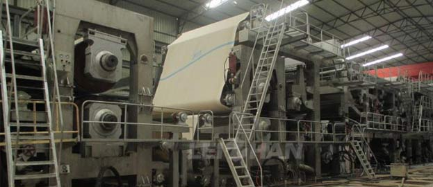 Small Scale Paper Machine