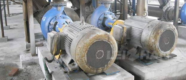 High Consistency Pulp Pump In Paper Making