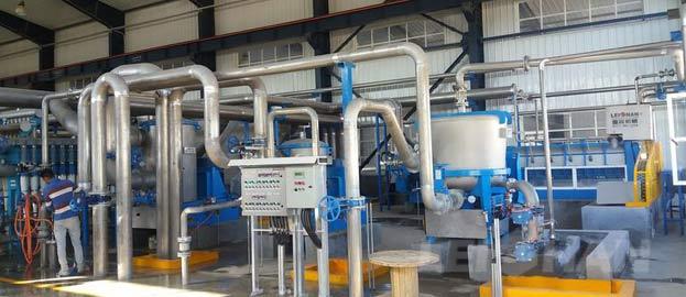Paper Recycling Machine Full Set