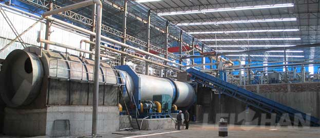 550t 24h LOCC Pulping Project For Tetsline Corrugated Paper