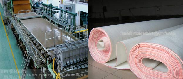 How To Prevent Traction Wear On Paper Machine Wire And Felts