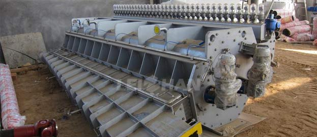 Paper Machine Headbox Configuration