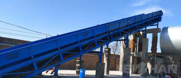 Paper Mill Drag Chain Conveyor