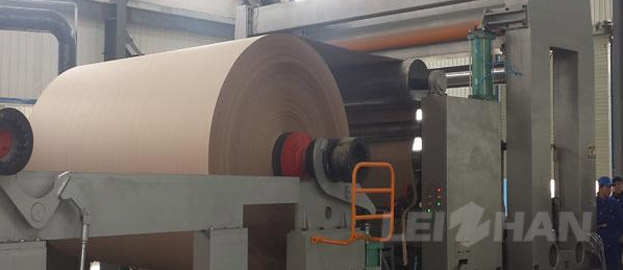 1350mm Overfeed Rewinder For Paper Winding