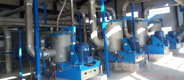 Complete Set Of Paper Production Line Machine