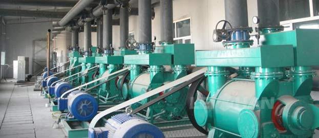 Paper Mill Vacuum System Energy Saving
