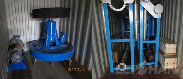 120t Corrugated Fluting Full Set Pulping System