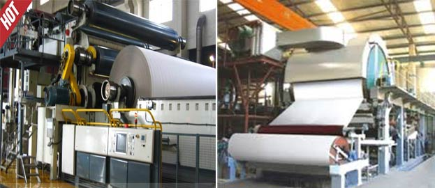 2850 Three Layers Multi-Cylinders Paper Machine